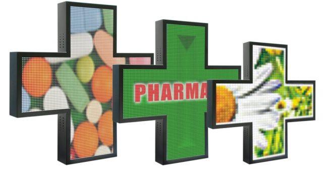 Croix de Pharmacie - Full Color-3