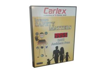 Carlex - Jours sans accident