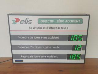 ELIS - 8 digit de 5.7cm