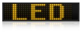 LED jaunes