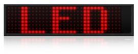 LED rouges