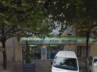 Pharmacie Jules Ferry 2 x EASY-HR-A6