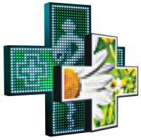 Croix de Pharmacie - Full Color