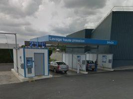 M14 bleu Stop Lavage