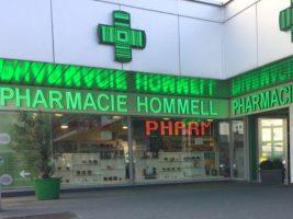Pharmacie Hommel M18
